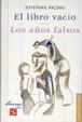 Cover of Un libro vacío