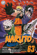 Cover of Naruto 63
