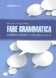 Cover of Fare grammatica