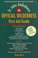Cover of The Official Wilderness First Aid Guide