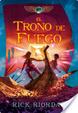 Cover of El trono de fuego