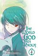 Cover of The World God Only Knows vol. 4