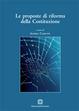 Cover of Le proposte di riforma della Costituzione