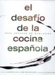 Cover of El desafío de la cocina española