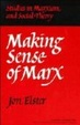 Cover of Making Sense of Marx