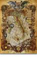 Cover of Mappa dei draghi italiani