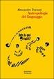 Cover of Antropologia del linguaggio