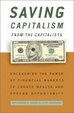 Cover of Saving Capitalism from the Capitalists