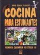 Cover of Cocina para estudiantes