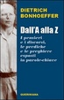 Cover of Dietrich Bonhoeffer dall'A alla Z