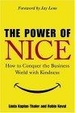 Cover of The Power of Nice