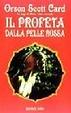 Cover of Il profeta dalla pelle rossa