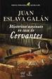 Cover of Misterioso asesinato en casa de Cervantes