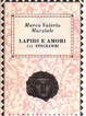 Cover of Lapidi e amori