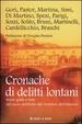 Cover of Cronache di delitti lontani