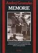 Cover of Memorie
