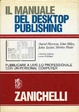 Cover of Il manuale del desktop publishing