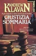 Cover of Giustizia sommaria