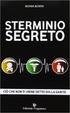 Cover of Sterminio segreto
