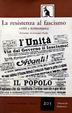 Cover of La resistenza al fascismo