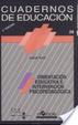 Cover of Orientación educativa e intervención psicopedagógica