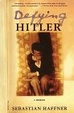Cover of Defying Hitler
