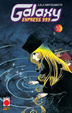 Cover of Galaxy Express 999 vol. 10