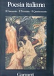 Cover of Poesia italiana