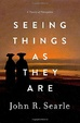 Cover of Seeing Things as They Are