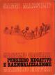 Cover of Pensiero negativo e razionalizzazione
