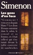 Cover of Les gens d'en face