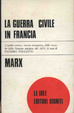 Cover of La guerra civile in Francia