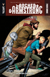Cover of Archer & Armstrong vol. 3