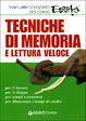 Cover of Tecniche di memoria e lettura veloce