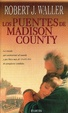 Cover of Los puentes de Madison County