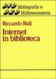 Cover of Internet in biblioteca
