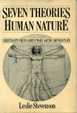 Cover of Seven Theories of Human Nature