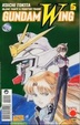 Cover of Gundam Wing vol. 5