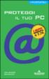 Cover of Proteggi il tuo PC