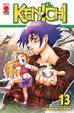 Cover of Kenichi vol. 13