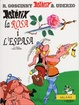Cover of Astèrix, la Rosa i l'Espasa