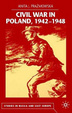 Cover of Civil War in Poland, 1942-1948