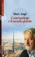 Cover of L'antropologo e il mondo globale