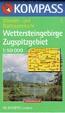 Cover of Wettersteingebirge Zugspitzgebiet