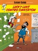 Cover of Lucky Luke contro Pinkerton