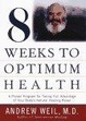 Cover of Eight Weeks to Optimum Health