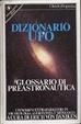 Cover of Dizionario UFO