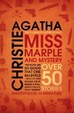 Cover of Miss Marple and Mystery