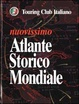 Cover of Nuovissimo atlante storico mondiale