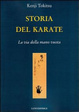 Cover of Storia del Karate